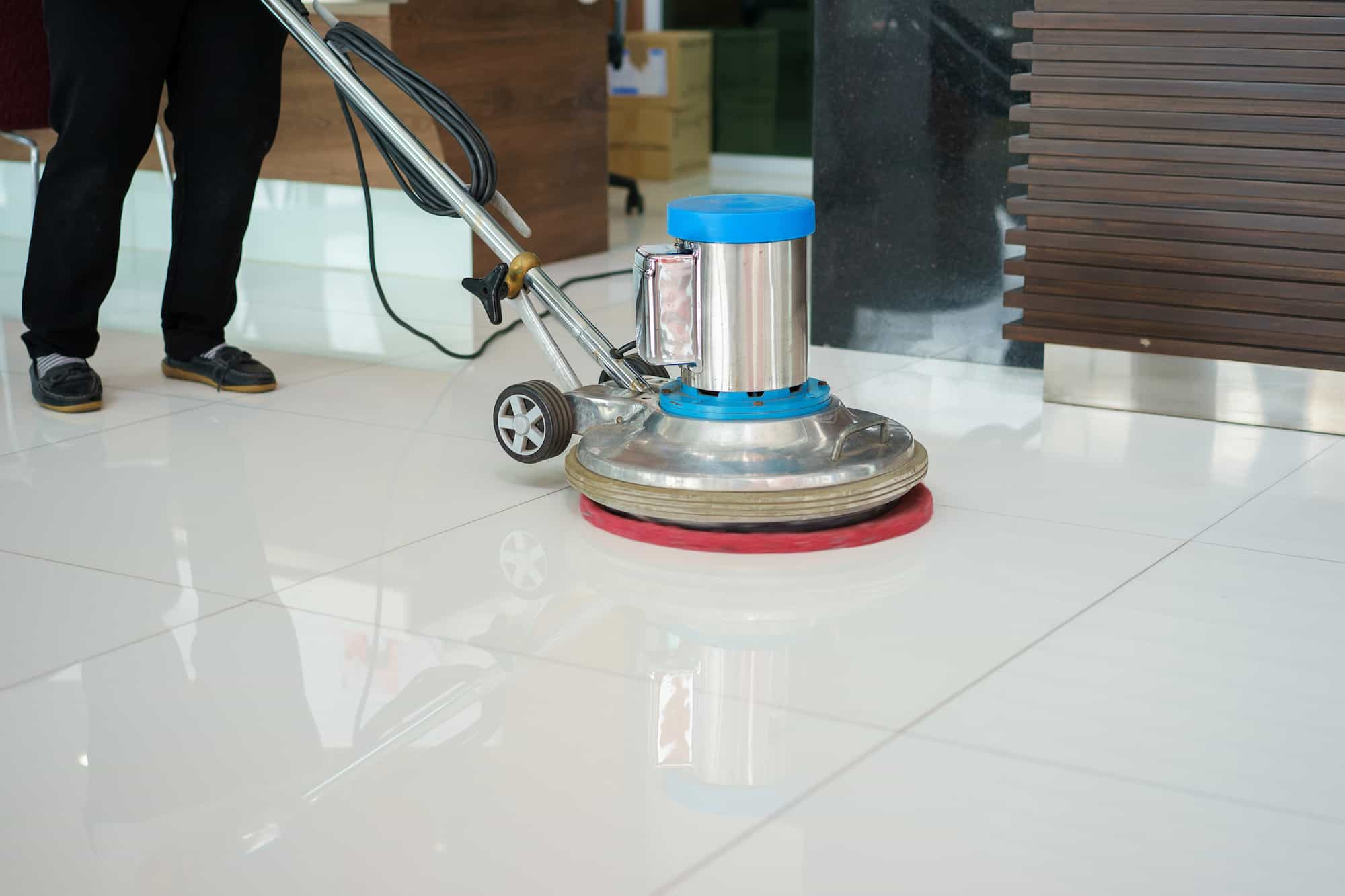 Maintaining Your Epoxy Flooring System Or Polished